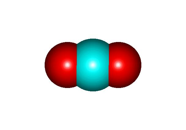 Co2 di xido de carbono tecnozono que es el dioxido de for Que significa molecula