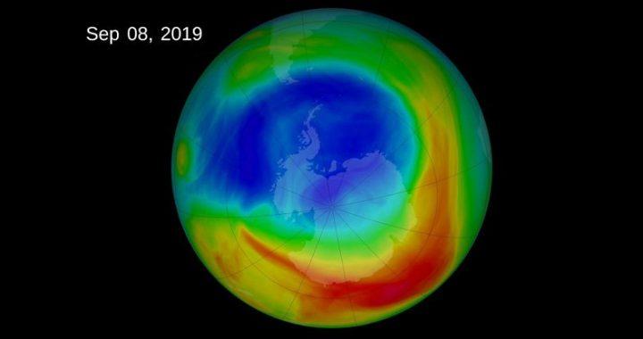 ozone layer healing 2020